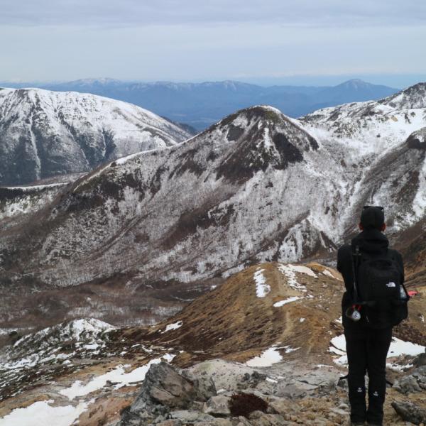 日本百名山 茶臼岳(ちゃうすだけ)