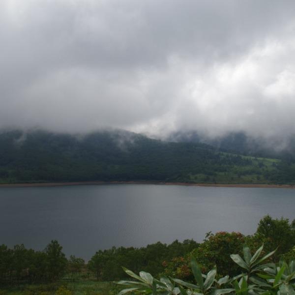 「野反湖」