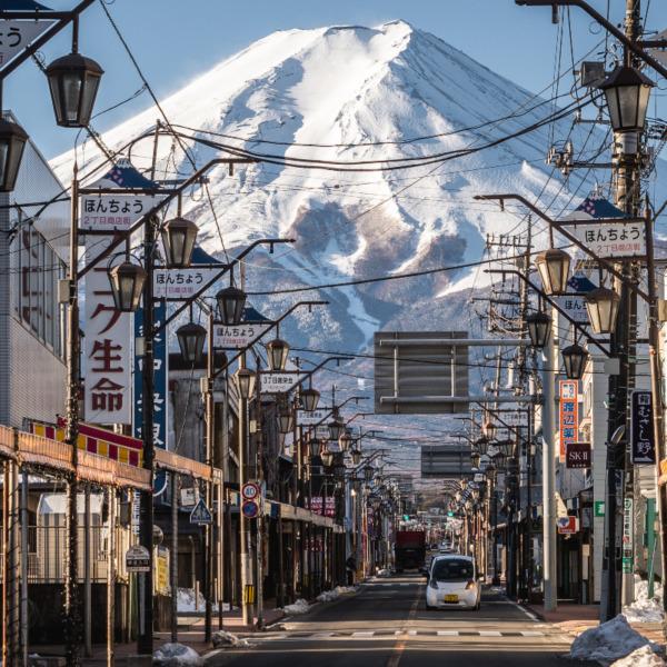 日本一が見える街