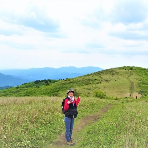 道後山登山(三百名山)
