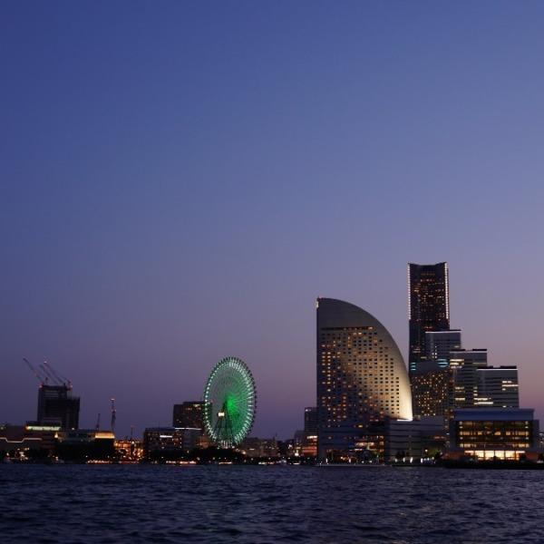横浜夕景/マジックアワー💖希望の灯り✨