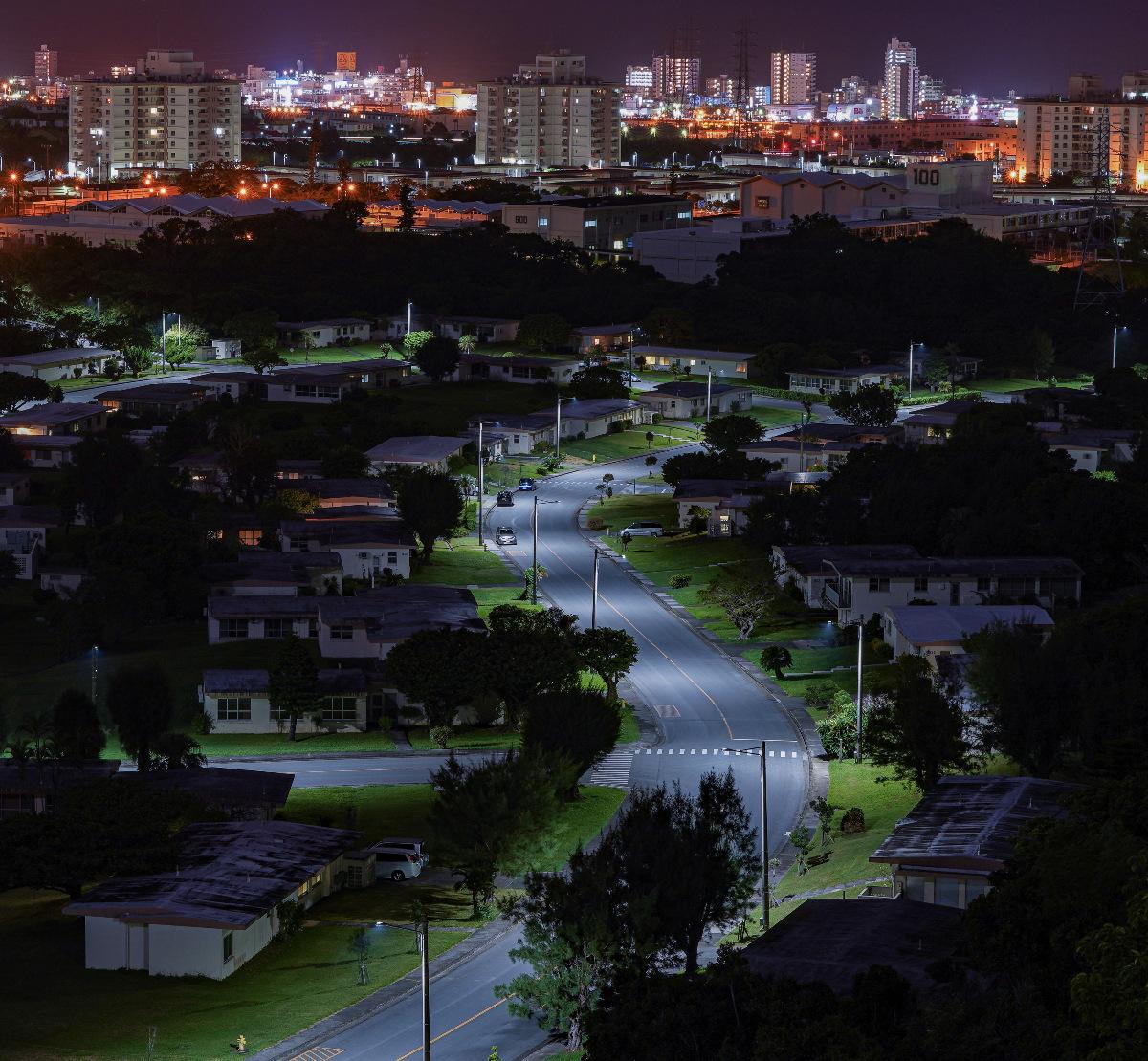 沖縄の夜景 2