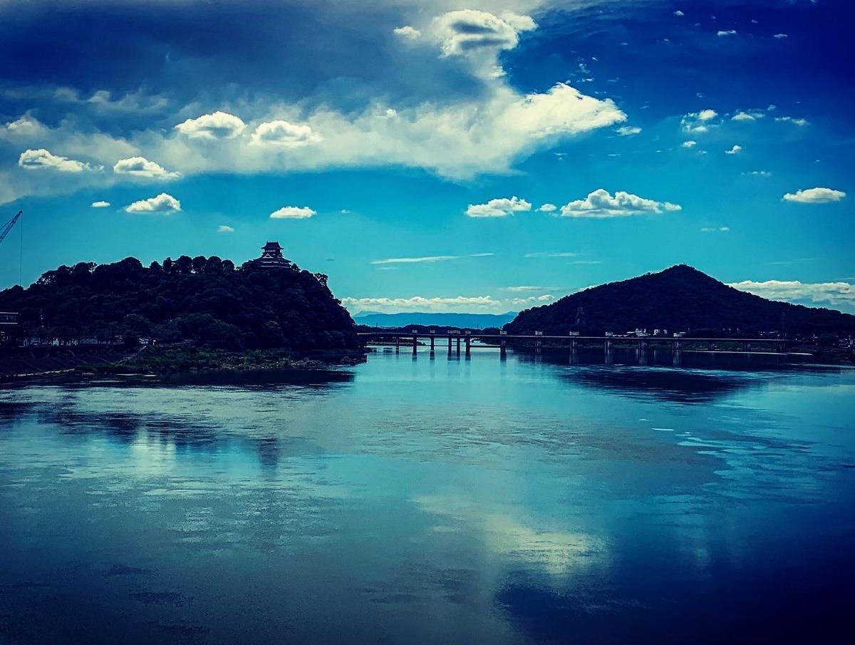 犬山ツインブリッジからの絶景